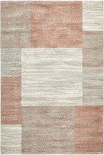 Teppich Juliane, rosa (60/110 cm)