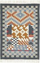 Teppich Kelim in Multicolor ca.80x150cm
