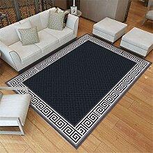Teppich Kinderzimmer Junge Schwarz Teppich schwarz