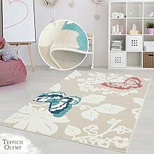 Teppich Kinderzimmer Mädchen Jungen | Fröhliche