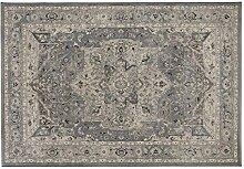 Teppich Klassisch–Kontinuierliche Perserteppich Ost Kollektion Sitap Antares 57128–4696 Cm.133x195 grau