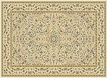 Teppich Klassisch Color Beige–Klassischer Teppich–Teppich Orient Teppich Sitap Jamal 612-c78W Cm.80X140 beige