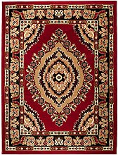 Teppich Klassisch Designer Muster Orientteppich in