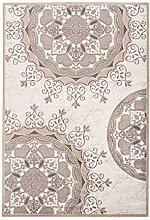 Teppich Klassisch Modern Ornament Design Ranken
