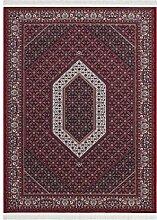 Teppich klassisch orientalisch Ornamente Fransen