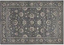 Teppich Klassisch Position Persischer Teppich Oriental erhältlich in 4Größen Antares 57126–5656 Cm.133x195 grau
