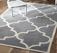 Teppich Klassische Teppich Wohnzimmer Decke Sofa Couchtisch Teppich Nachttischdecke ( größe : 250*250cm )