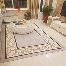 Teppich Klassische Teppich Wohnzimmer Decke Sofa Couchtisch Teppich Nachttischdecke ( größe : 180*270cm )