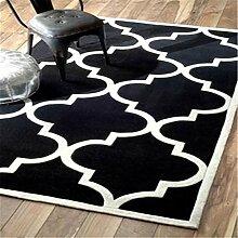 Teppich Klassische Teppich Wohnzimmer Decke Sofa Couchtisch Teppich Nachttischdecke ( größe : 160*230cm )