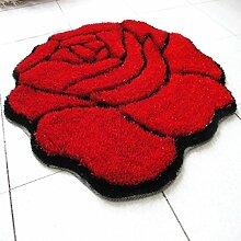 Teppich, Koreanisch Seide runde Wohnzimmer Teppich