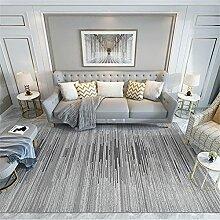 Teppich küche Dekoration Einfache Reinigung grau