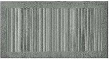 Teppich Küche mit Fahrspur Rückseite rutschfest Position Stripes by Suardi 55x190 grau