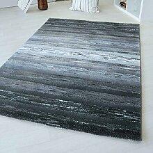 Teppich Kurzflor Designer mit Mond-Farben Design mit ca.13mm Florhöhe für Wohnzimmer und Jugendzimmer. (200 x 290 cm)