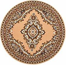 Teppich Kurzflor klassisch orientalisch Blumen