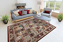 Teppich Kurzflor Klassisch Orientalisch Ornament