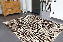 Teppich Kurzflorteppich Mit Modernem Design
