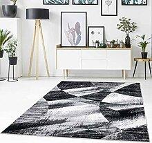 Teppich-Läufer Flachflor Modern mit abstrakten