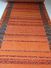 Teppich Läufer Flur Meterware Breite 100 x L/ 320 cm Terra 8230