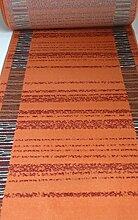 Teppich Läufer Flur Meterware Breite 100 x L/ 400 cm Terra 8230