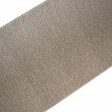 Teppich / Läufer in Sisal Optik | Flachgewebe mit Tiger-Eye-Struktur | ausgezeichnet mit GUT-Siegel | kombinierbar mit Stufenmatten (Taupe, 80x150 cm)