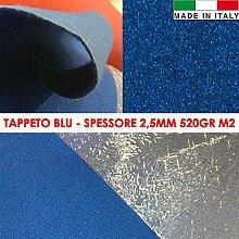 Teppich Läufer Magic Blau mit Displayschutzfolie