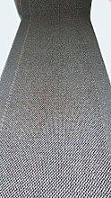 Teppich Läufer Meterware rutschfest Stufenmatten