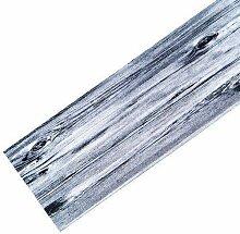 Teppich-Läufer Waschbar Rutschfest | Design Holz