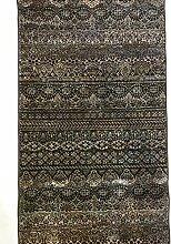 Teppich Laguna 80x 150braun klassisch Design