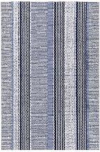 Teppich Lea in Blau Longweave