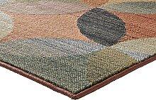Teppich Lebensblume Design 1, ca. 60/90 cm,