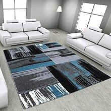 Teppich Lima 350blau 80x 150cm