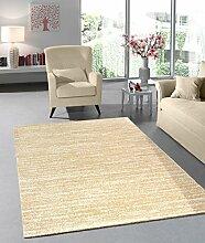 Teppich Lisa Schneeflocke Gelb 120x 170cm