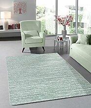 Teppich Lisa Schneeflocke Grün 120x 170cm