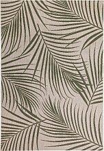 Teppich Liz, grün (60/110 cm)