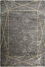 Teppich, Lucie, Leonique, rechteckig, Höhe 12 mm,