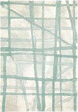 Teppich Luna, petrol (60/110 cm)