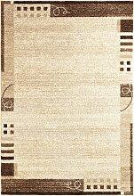 Teppich Lynn, beige (60/110 cm)