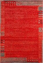 Teppich Lynn, rot (60/110 cm)