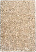 Teppich Malmö, beige (50/90 cm)