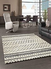 Teppich Marokko 835Creme 120x 170cm