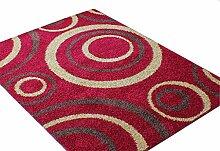 Teppich Mats Fußabtreter Salon Schlafzimmer Teppich Tür nach Hause Matte Moderne einfach kontinental Bettseite Teppich ( farbe : #1 , größe : 120*180cm )