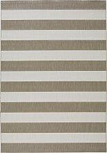 Teppich Melina, beige (60/110 cm)