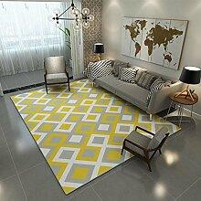 Teppich Mit Dynamischen Farben Und