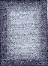 Teppich mit Farbverlauf, blau (80/150 cm)