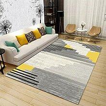 Teppich Mit Muster grau Salon Teppich grau