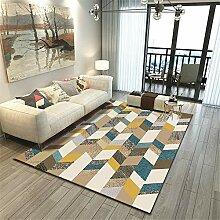 Teppich Mit Muster grau Wohnzimmer Teppich grau