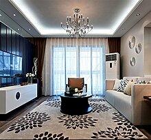 Teppich Mode Einfache Wohnzimmer Schlafzimmer Sofa Couchtisch Bedside Rectangle Anti-Rutsch-Teppich ( größe : 140*200CM )