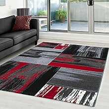 Teppich Modern Designer Abstract Karo Muster