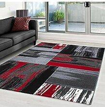 Teppich Modern Designer Abstract Karo Muster