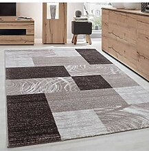 Teppich Modern Designer Wohnzimmer Geometrisch